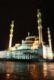 De Moskee van Kocatepe in Ankara - Turkije Royalty-vrije Stock Foto's