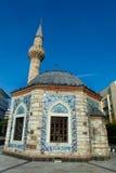 De Moskee van Konak Stock Foto