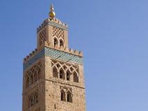 De moskee van Kotubia Royalty-vrije Stock Fotografie