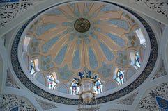 De moskee van Kul Sharif, Kazan, Rusland Royalty-vrije Stock Afbeeldingen