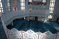De moskee van Kul Sharif, Kazan, Rusland Royalty-vrije Stock Fotografie