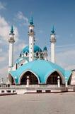 De moskee van Kul Sharif, Kazan, Rusland Stock Foto
