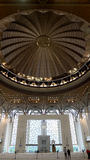 De Moskee van Mizan Zainal Abidin van Tuanku stock foto