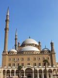 De moskee van Mohamed ali Stock Foto