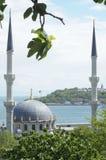De Moskee van Nusretiye Royalty-vrije Stock Foto's