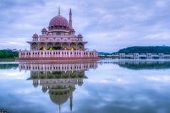 De Moskee van Putra Stock Fotografie