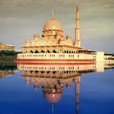 De Moskee van Putra Stock Foto