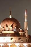 De Moskee van Putrajaya royalty-vrije stock afbeelding