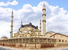 De Moskee van Selimiye, Edirne royalty-vrije stock afbeelding