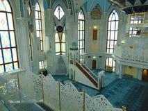 De moskee van Sharif van Kul stock afbeelding