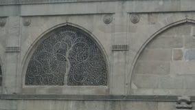 De Moskee van Sidisaiyyed moet bezoeken royalty-vrije stock afbeelding