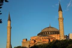 De moskee van Sophia van Hagia Royalty-vrije Stock Afbeelding