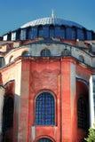 De moskee van Sophia van Hagia Stock Fotografie
