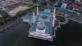 De Moskee van de Stad van Kinabalu van Kota royalty-vrije stock fotografie