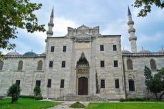 De Moskee van Suleimanie, Istanboel stock fotografie