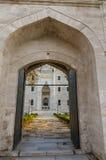 De Moskee van Suleymaniye, Istanboel Royalty-vrije Stock Fotografie