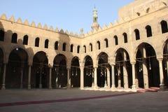 De Moskee van de V.N. van Sultan al-Nasir Muhammad ibn Qala ` Royalty-vrije Stock Foto's