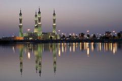 De Moskee van Zayed van de sjeik Royalty-vrije Stock Foto's