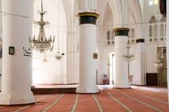 De moskeest. van Selimiye lefkosia van de sophiakathedraal Stock Afbeeldingen