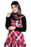 De moslim vrouwen vormen Royalty-vrije Stock Foto