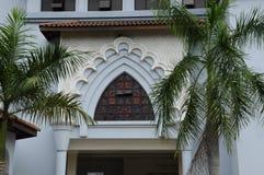 De Moslimmoskee van India in Klang Royalty-vrije Stock Foto