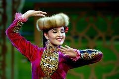 De moslimvolksmuziek toont   Royalty-vrije Stock Foto