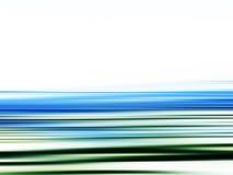 De motie van de hoge snelheid Stock Afbeelding