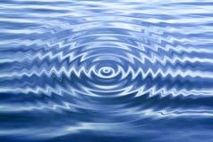 De motie van het water vector illustratie