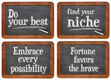 De motievenreeks van het bordteken Royalty-vrije Stock Afbeeldingen