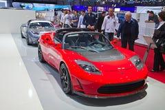 De motor-show 2011 van Genève Royalty-vrije Stock Foto's