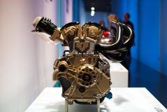 De Motor van BMW Stock Afbeeldingen