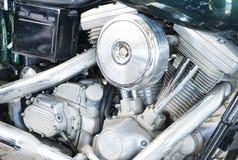 De motor van de bijlfiets Royalty-vrije Stock Afbeeldingen