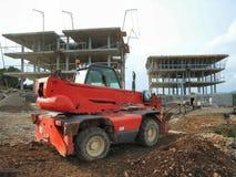 De Motor van de bouw Stock Fotografie