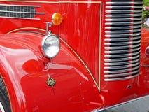Brandmotor Royalty-vrije Stock Afbeeldingen