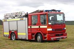 De Motor van de brand. Royalty-vrije Stock Fotografie
