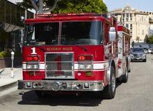 De Motor van de brand Royalty-vrije Stock Afbeeldingen