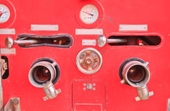 De motor van de brand Royalty-vrije Stock Afbeelding