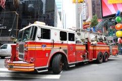 De motor van de brand, vrachtwagen Stock Foto