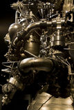 De motor van de raket Royalty-vrije Stock Foto's