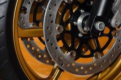 De motor van de rem Stock Foto's