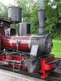 De Motor van de stoom royalty-vrije stock afbeeldingen