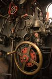 De motor van de stoom Stock Foto