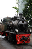 De motor van de stoom Royalty-vrije Stock Fotografie
