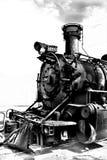 De Motor van de stoom stock illustratie