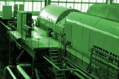 De motor van de stoom Stock Fotografie