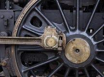 De motor van de stoom royalty-vrije stock afbeelding