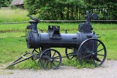 De motor van de stoom Stock Foto's