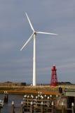De motor van de wind Royalty-vrije Stock Foto's