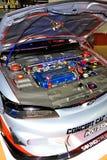 De Motor van een auto van Xtreme Royalty-vrije Stock Afbeeldingen