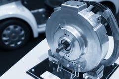 De motor van elektrisch voertuig royalty-vrije stock foto's